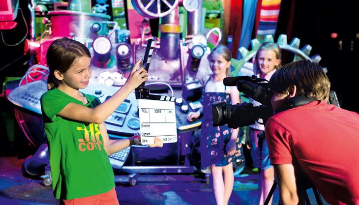 bavaria filmstadt kindergeburtstag filmworkshop