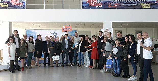 В Самаре завершилась «Формула Авторадио». Самому дисциплинированному водителю досталась тонна топлива - Новости радио OnAir.ru