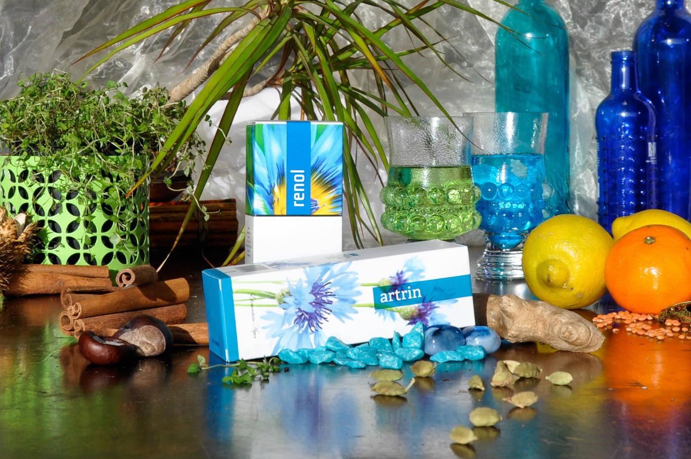 Element Wasser Naturheilprodukte