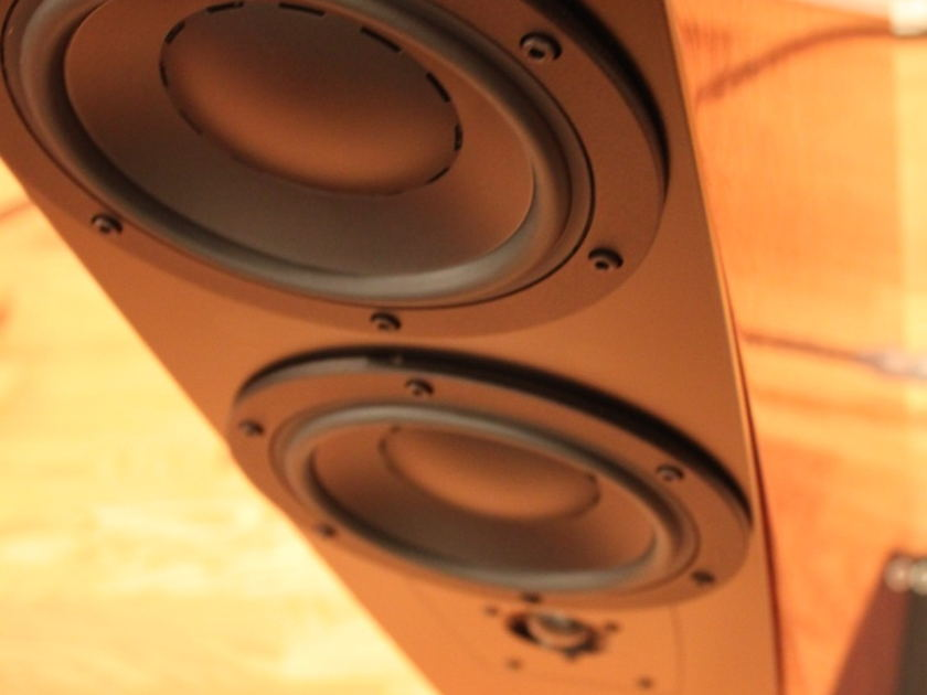 Dynaudio Contour S3.4 Limited Edition -  Stunning Bubinga Finish - Like New Condition
