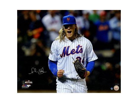 Noah Syndergaard Hand-Signed 16x20