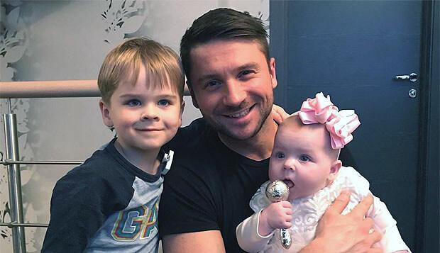Сергей Лазарев рассказал о рождении дочери - Новости радио OnAir.ru