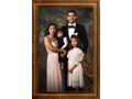 Masterpiece Portrait for Family or Individual by Masana NYC