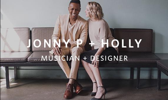 Nisolo Spotlight: Jonny P + Holly