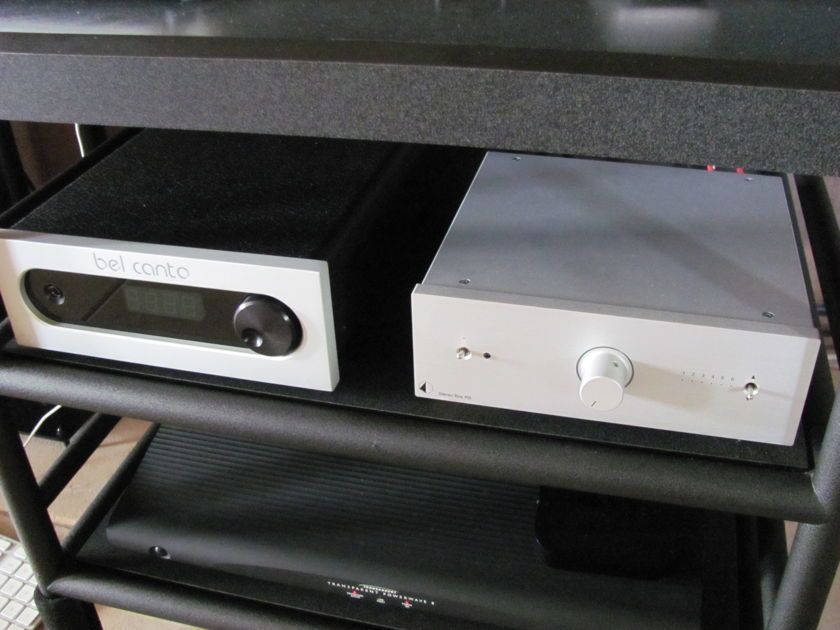 Pro-Ject Audio Stereo Box RS Silver
