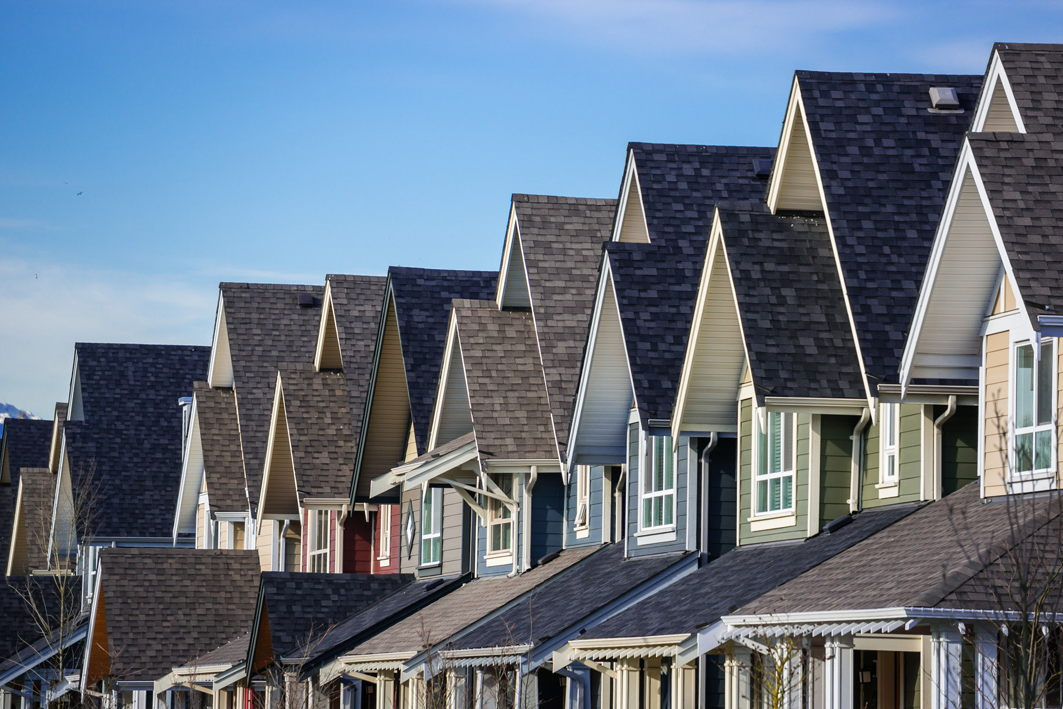 The housing market is booming