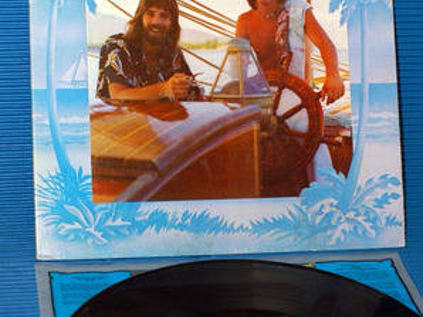 LOGGINS & MESSINA - - Full Sail -  Direct Disk Labs 1981