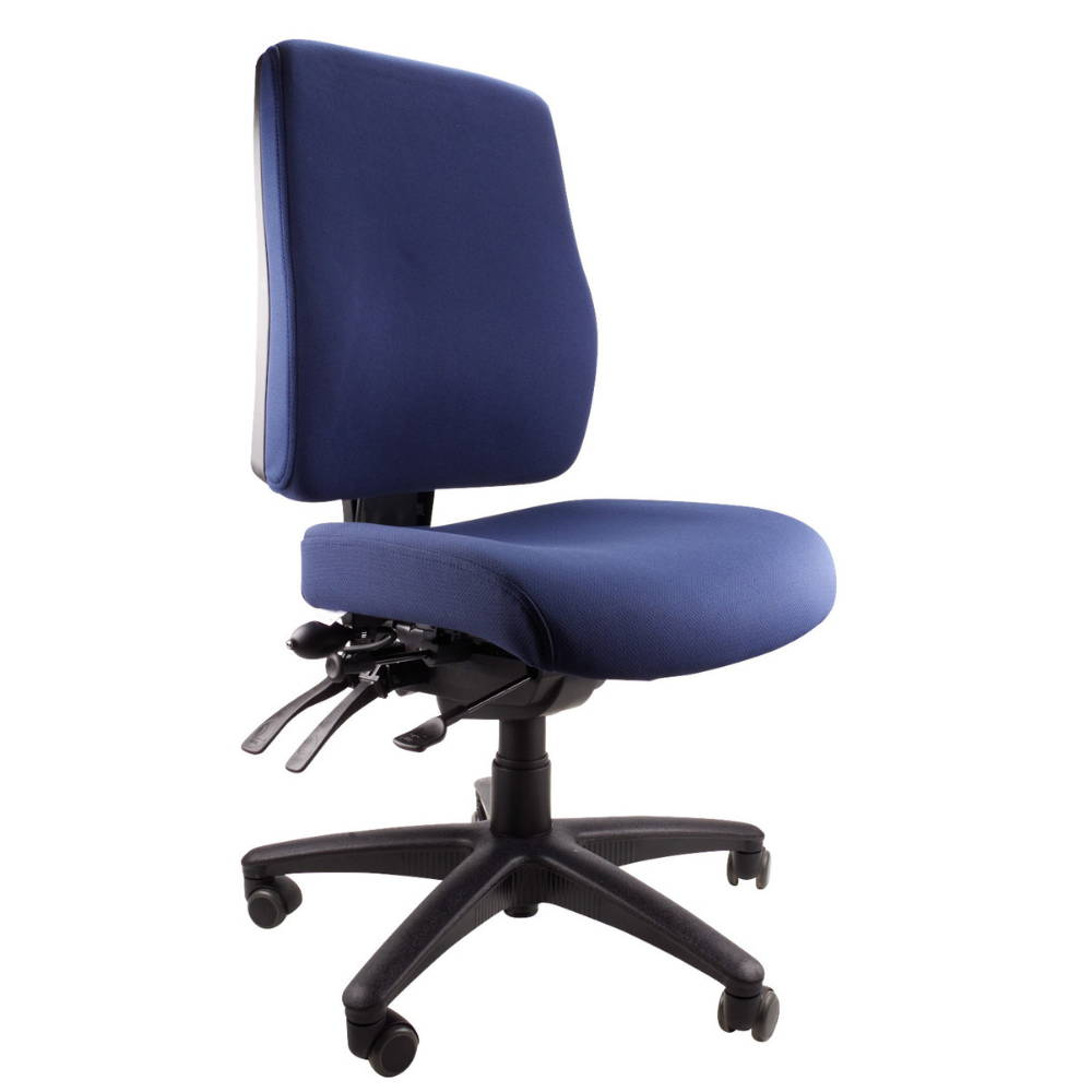 ergo air office chair for lower back pain