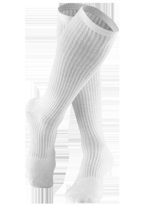 Men's Knee High Casual Cushion Foot Socks