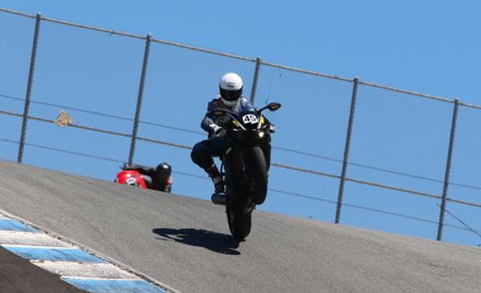 Saturday June 9th at Laguna Seca