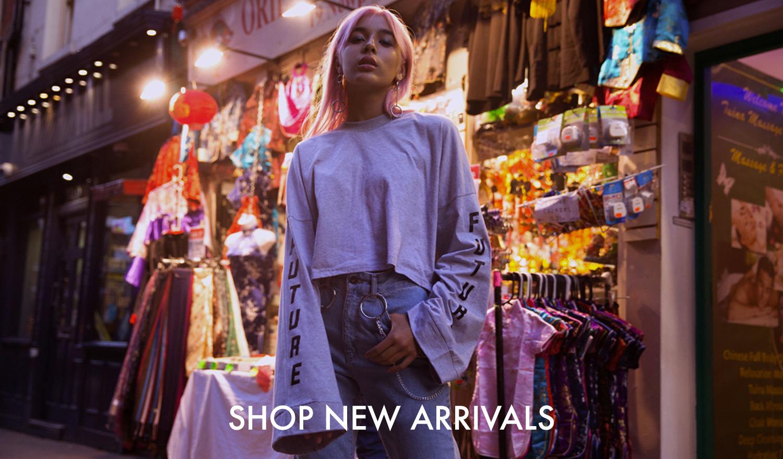 Click to shop new arrivals.