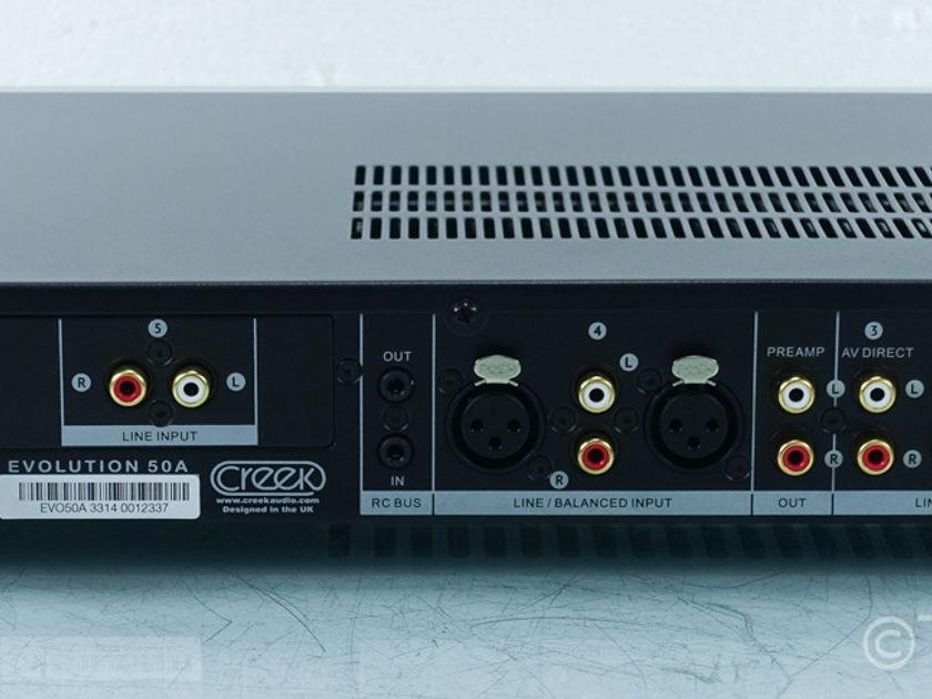 Creek Evolution 50A V2 Integrated Amplifier (9376)