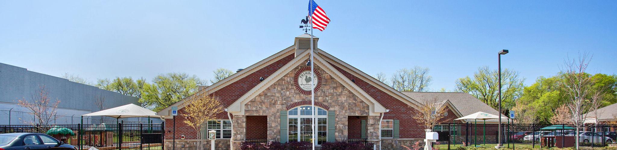 Exterior of a Primrose School of Murfreesboro