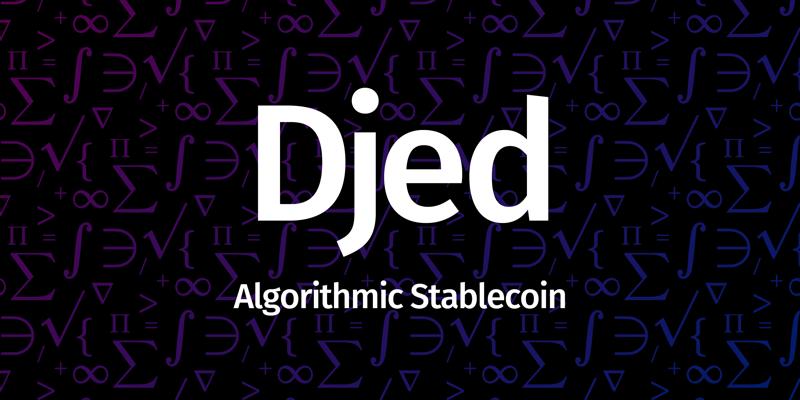 Djed:実証済みの価格安定性のためのアルゴリズムステーブルコイン実装