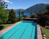 Ascona - 4.5 rooms apartment with pool and dream lake view