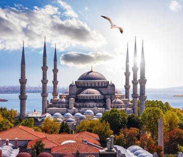 Поездка в Стамбул на один день