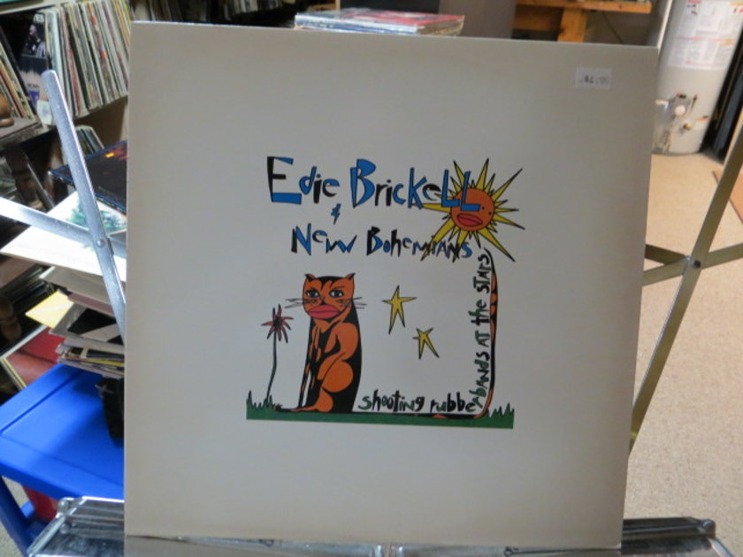 EDIE BRICKELL - SHOOTING RUBBER BANDS AT THE STARS