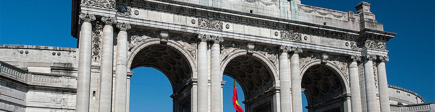 Обзорная экскурсия по Брюсселю