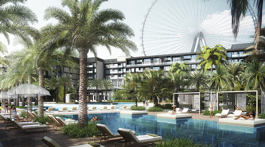 Dubai, United Arab Emirates - Where urban buzz meets island calm