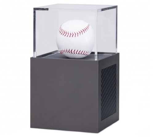 baseball  display case aluminum