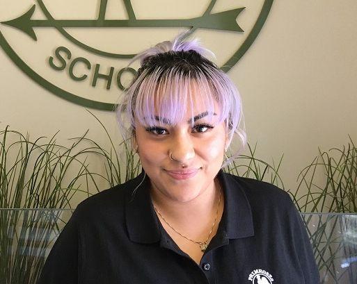 Evelin Ramirez , Auxiliary Teacher
