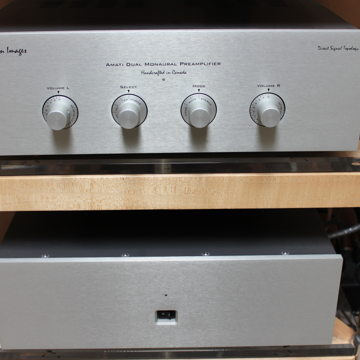 Dual Monaural Preamp MM/MC