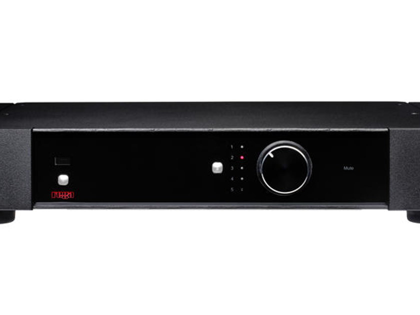 REGA Elex-R Integrated Amplifier: Manufacturer Refurbished; Full Warranty; 33% Off