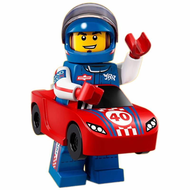 LEGO Minifigure Race