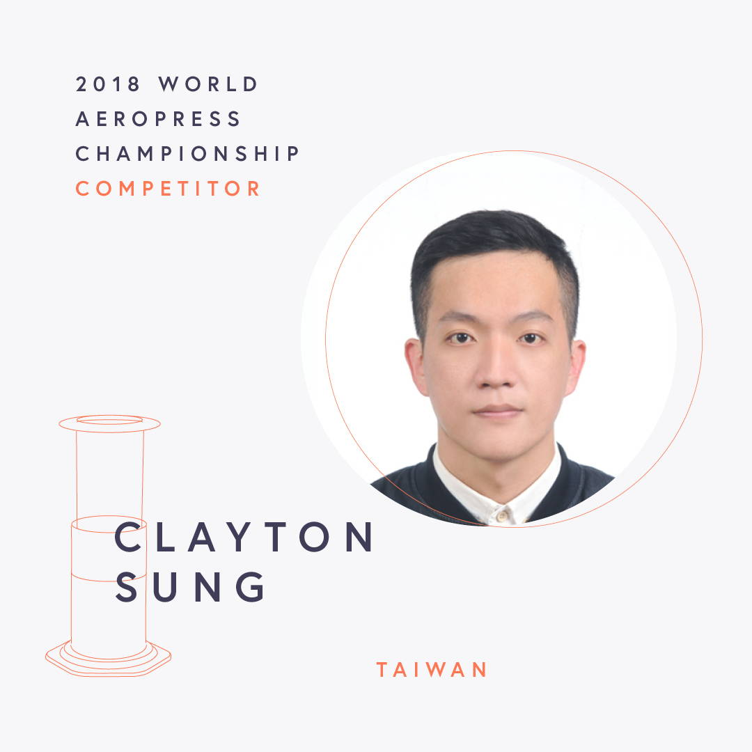 The World AeroPress Championships: Clayton Sung