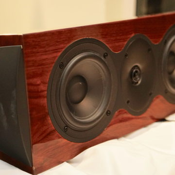 C205 Performa3 Center Channel Speaker(walnut) W/