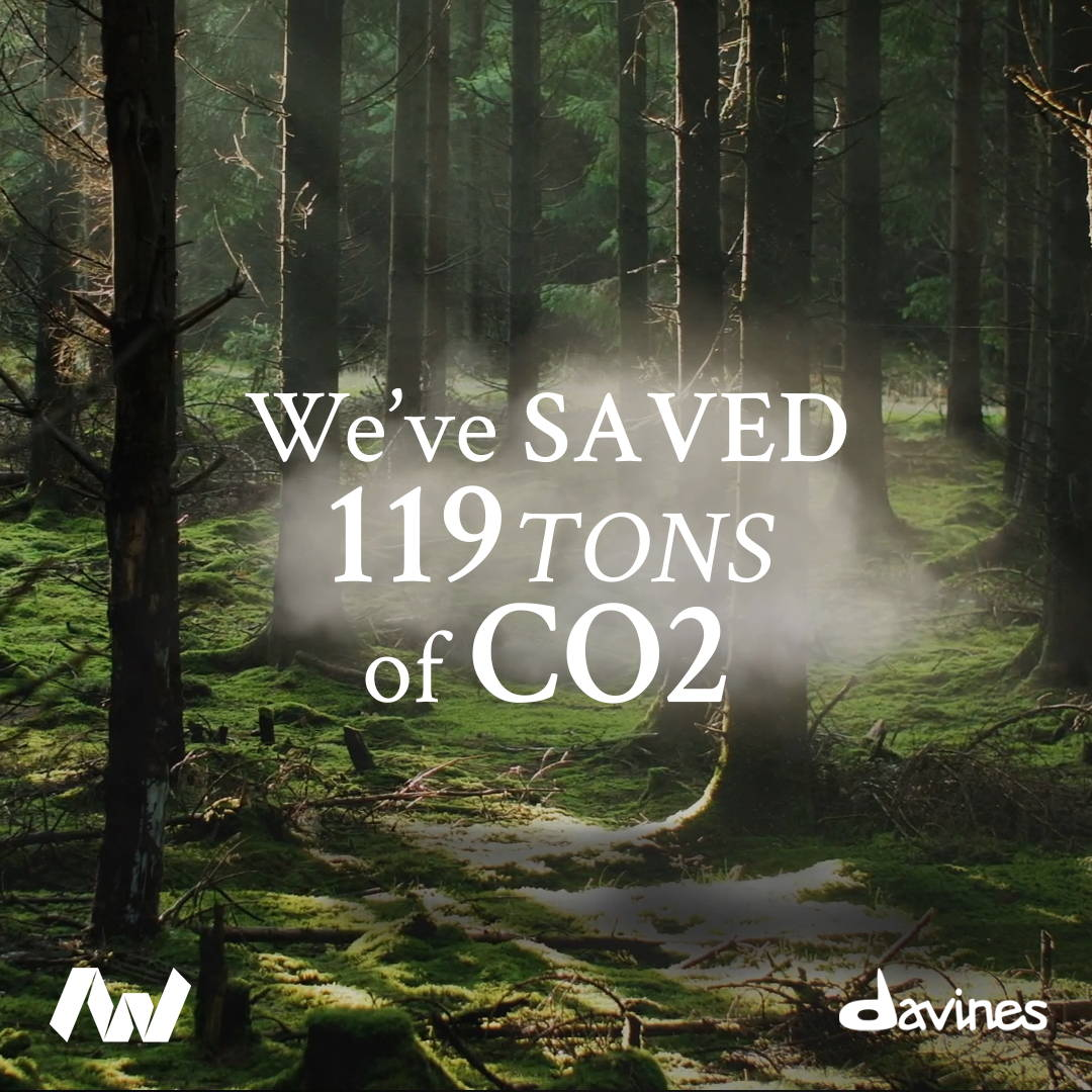 C02 results image Davines