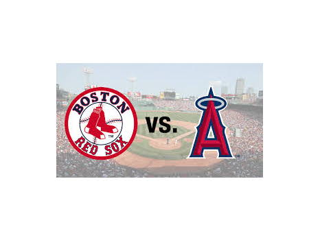Red Sox vs. Angels (2 Tickets)