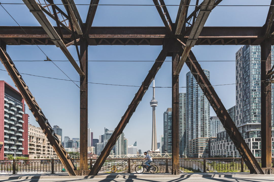 Walk Downtown Toronto
