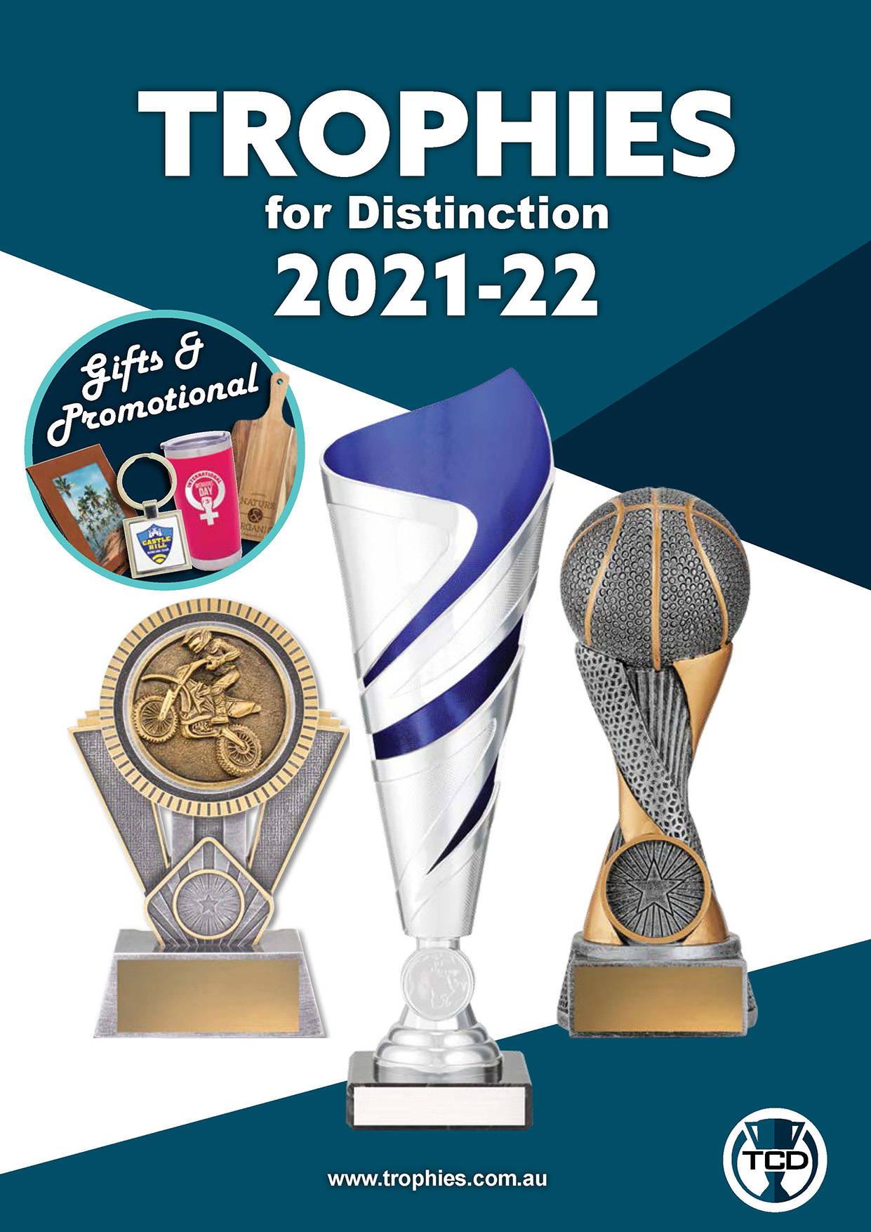 TCD Main  Catalogue 2021