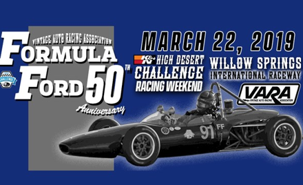 Formula Ford 50th Anniversary 2019