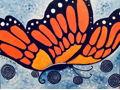 Painting - 'Joli Papillon'