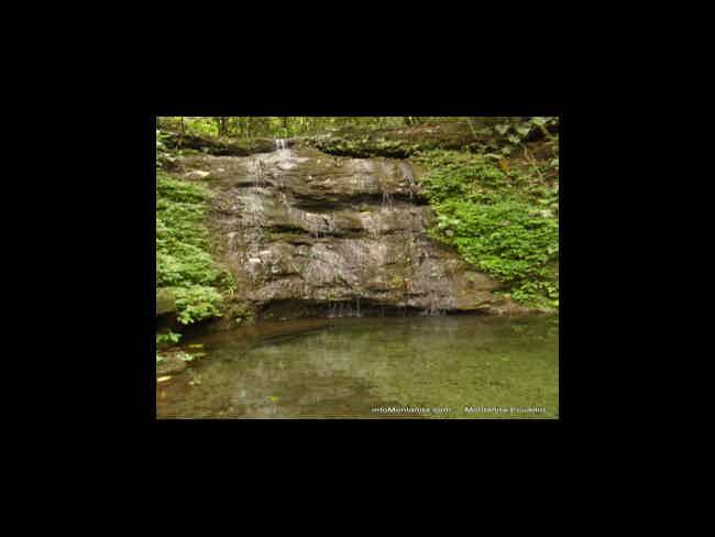Alex cascades-Montañita