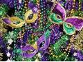Mardi Gras Crafts with Anne-Sophie