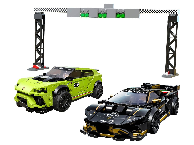 lego champions sets