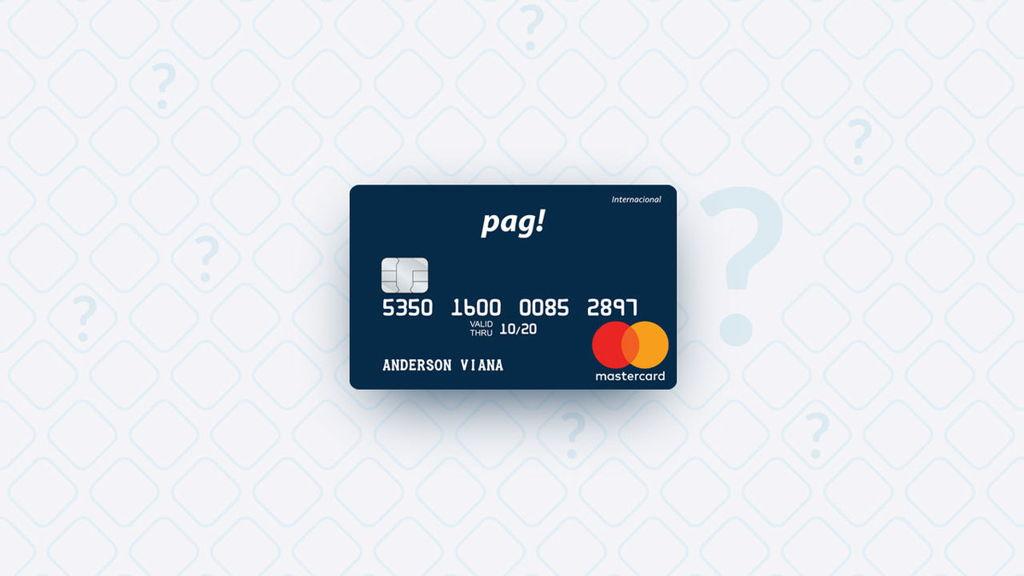 Requisitos para ter conta no Pag!