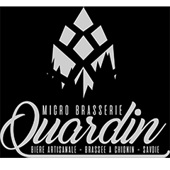 logo bière Quardin collaboration zéro déchet