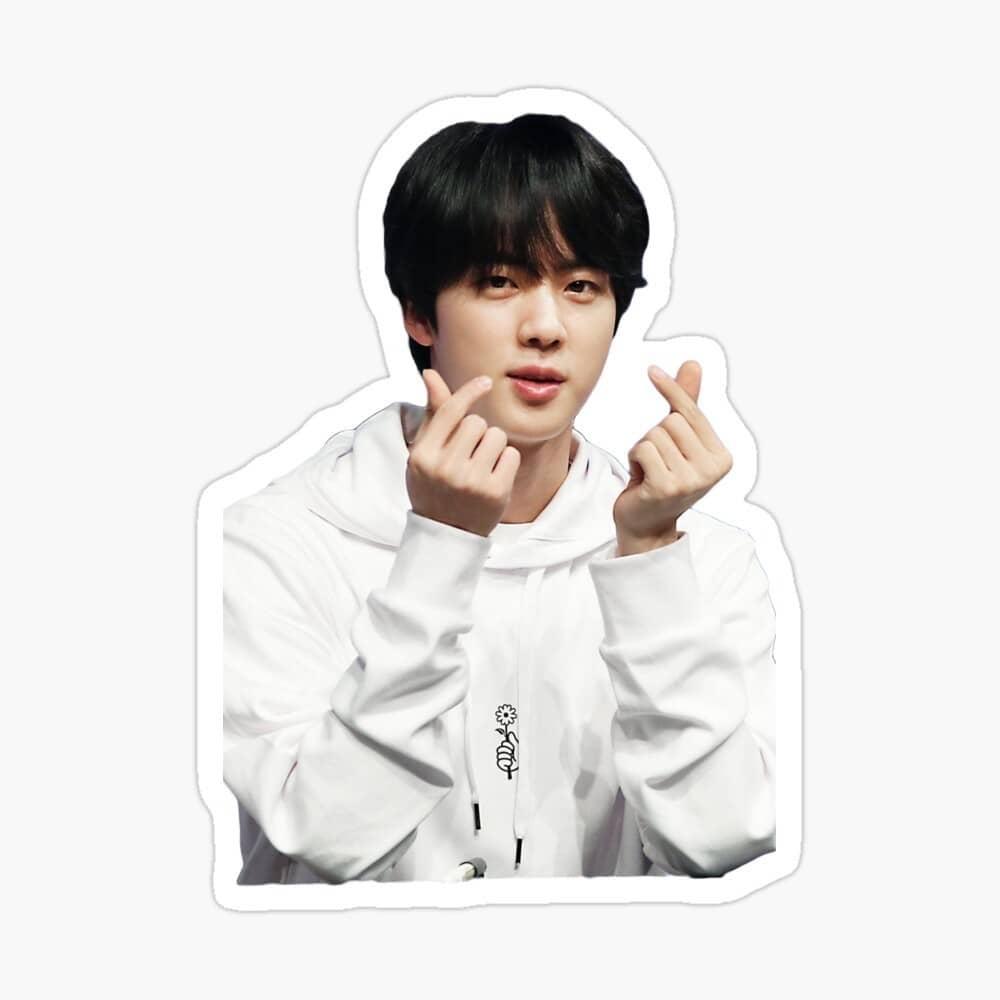 Jin Fingers Heart