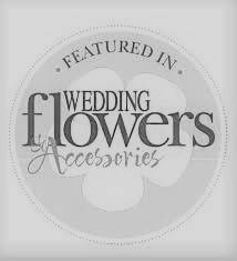 wedding flowers accessories logo