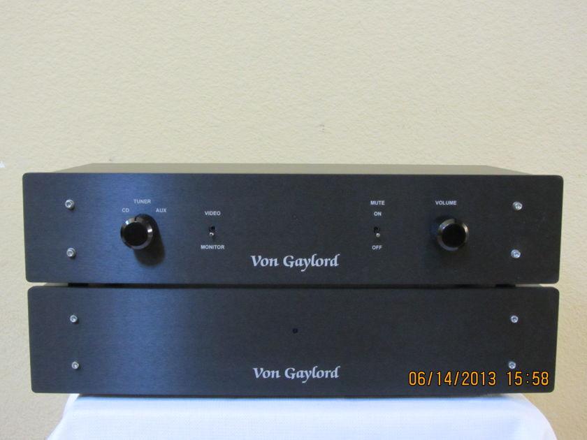 Von Gaylord Audio Von Gaylord Stereo System