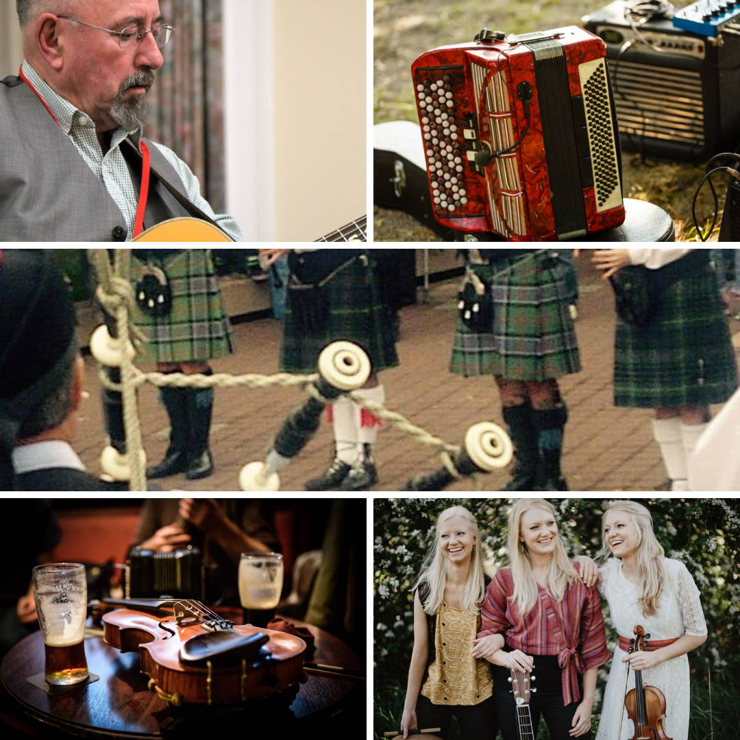 Celtic Festival Online Music Seamus Kennedy Gothard Sisters