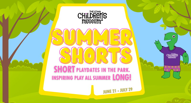 Summer Shorts - Playdates in the Park