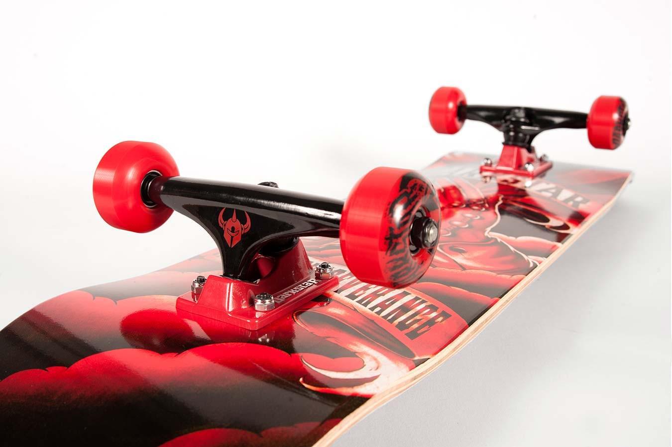 Skateboard completi professionali per skater principianti