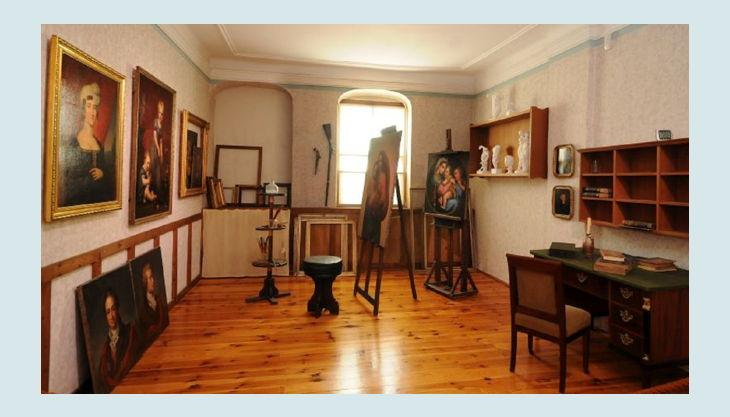 technische sammlung dresden kügelhaus museum der dresdner romantik interiör