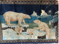 Polar Bear Tapestry