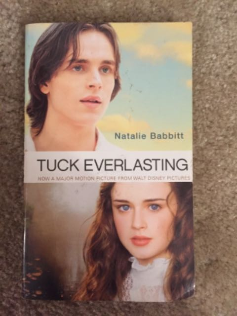 RENTERS BAY: Tuck Everlasting book